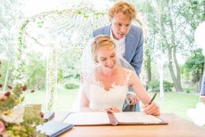 Bruidsfotograaf voor zachte bruidsfotografie