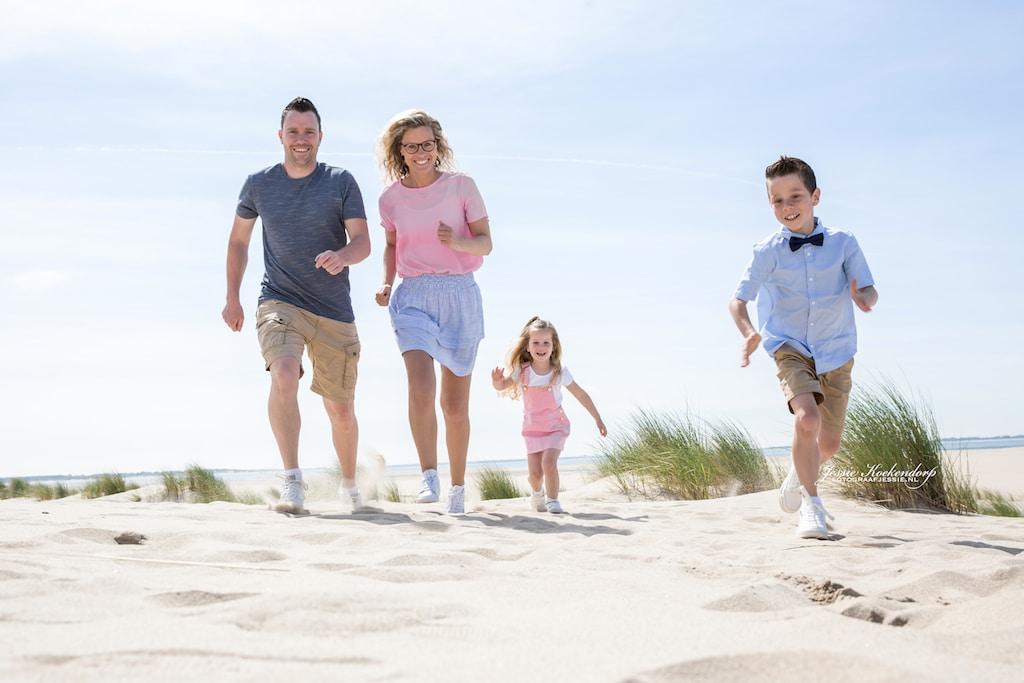 Fotograaf in Oostvoorne fotoshoot Maasvlakte