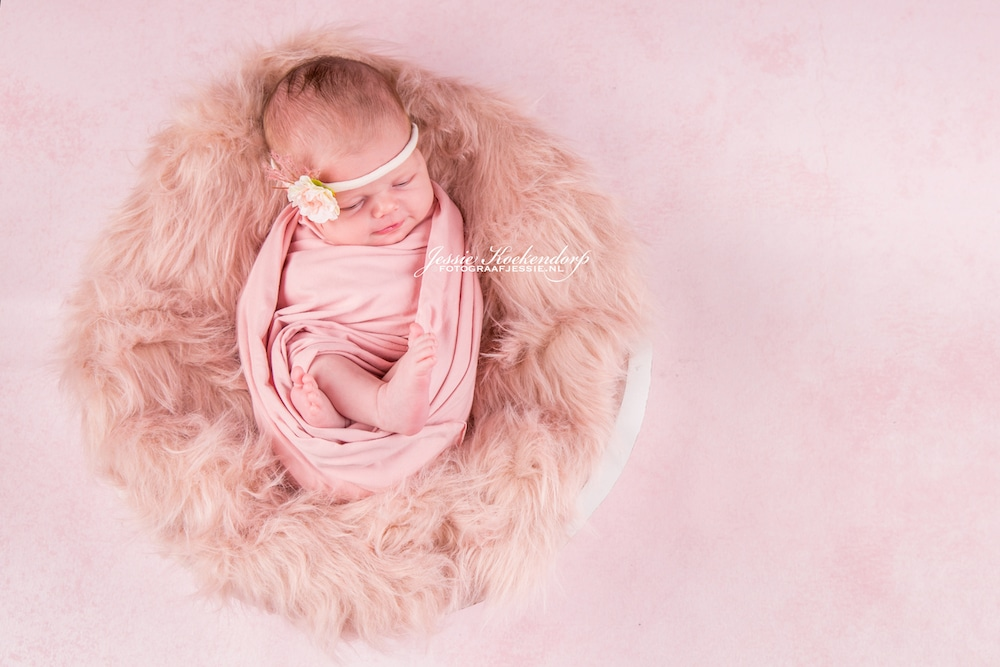 New born fotograaf